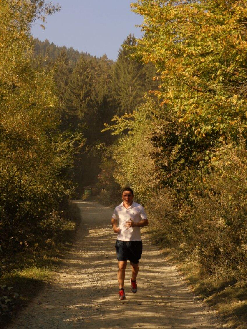 Narcis Răducan va participa duminică la un maraton din Bucureşti