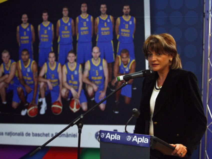 Carmen Tocală a spus: