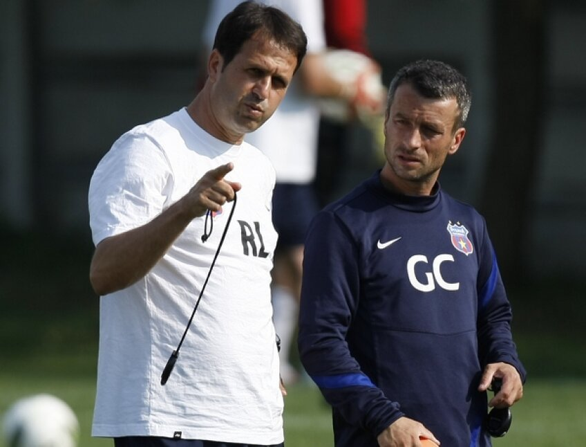 Ronny Levy și Gabriel Caramarin