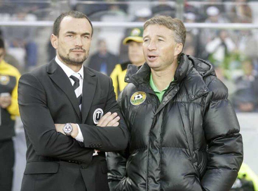 Ionuţ Badea după înfrîngerea usturătoare în faţa lui Dan Petrescu: