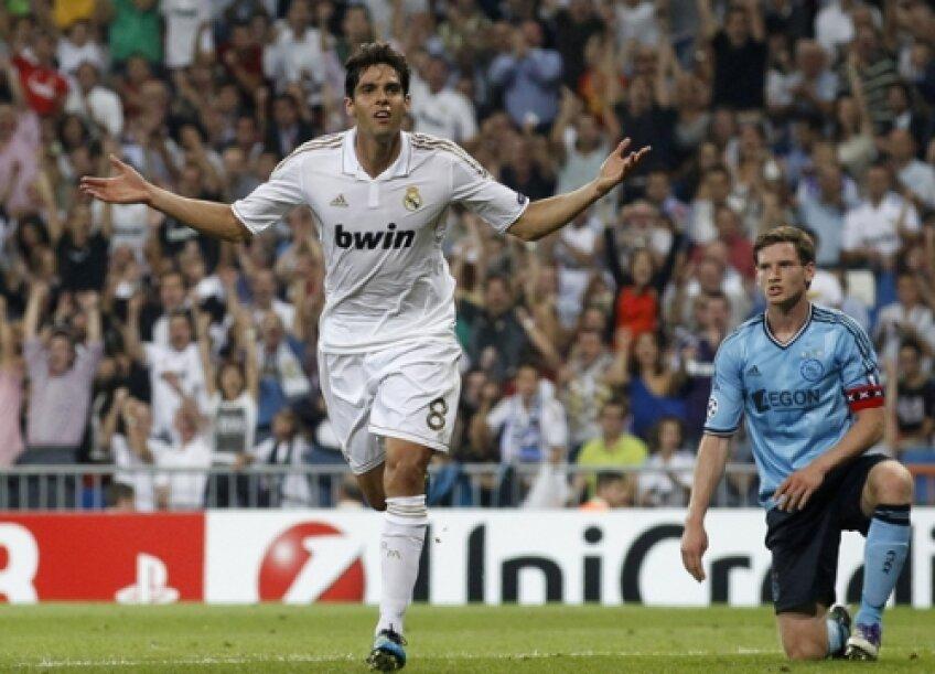 Kaka nu mai este privit ca o soluţie de viitor la Real Madrid