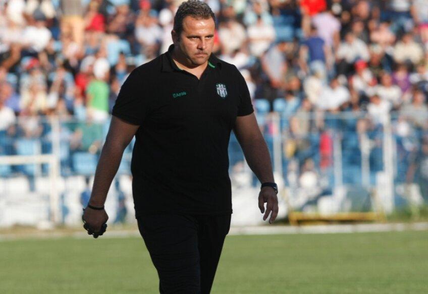 Pelici speră ca echipa sa să ia 8 puncte din confruntările cu Petrolul (în deplasare), Concordia Chiajna (acasă), Ceahlăul (d) şi FC Braşov (a)