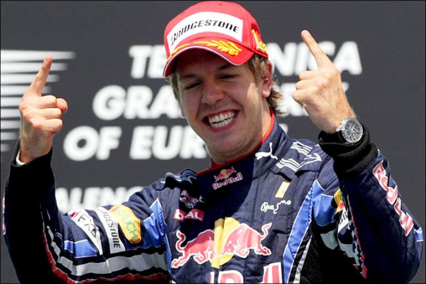 Vettel a cîştigat cursa din Coreea de Sud