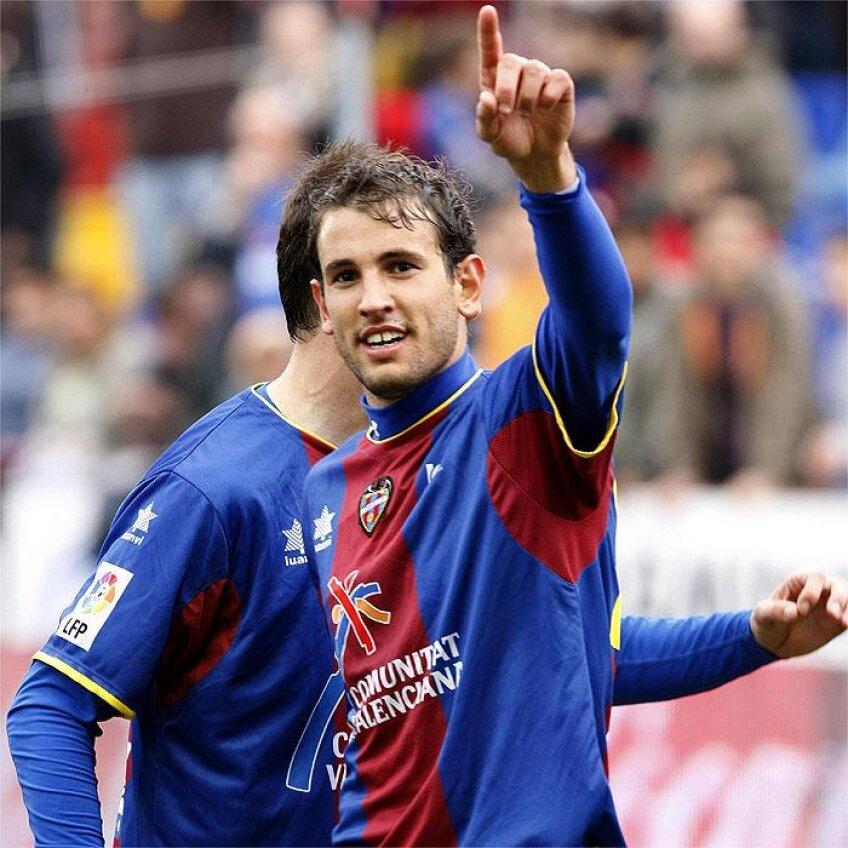 Levante a ajuns pe locul doi în Primera