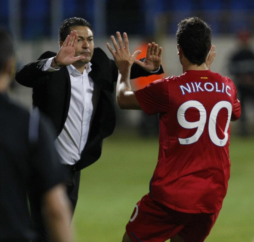 Ilie Stan,Stefan Nikolici
