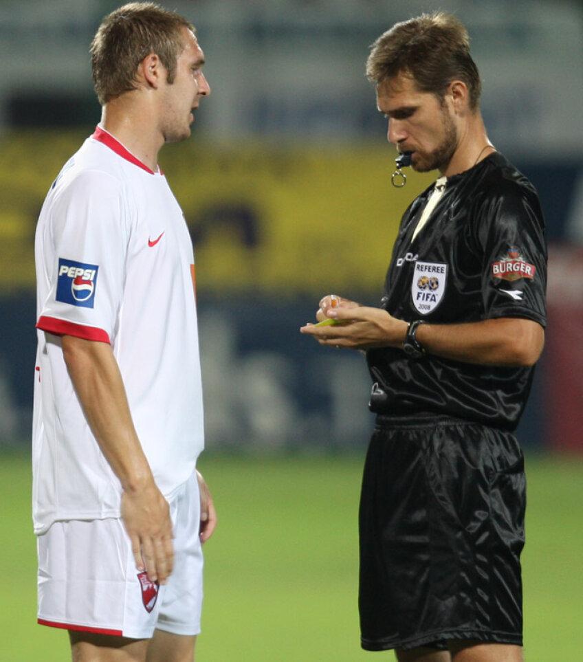 Cosmin Moţi (în stînga) şi Alexandru Tudor
