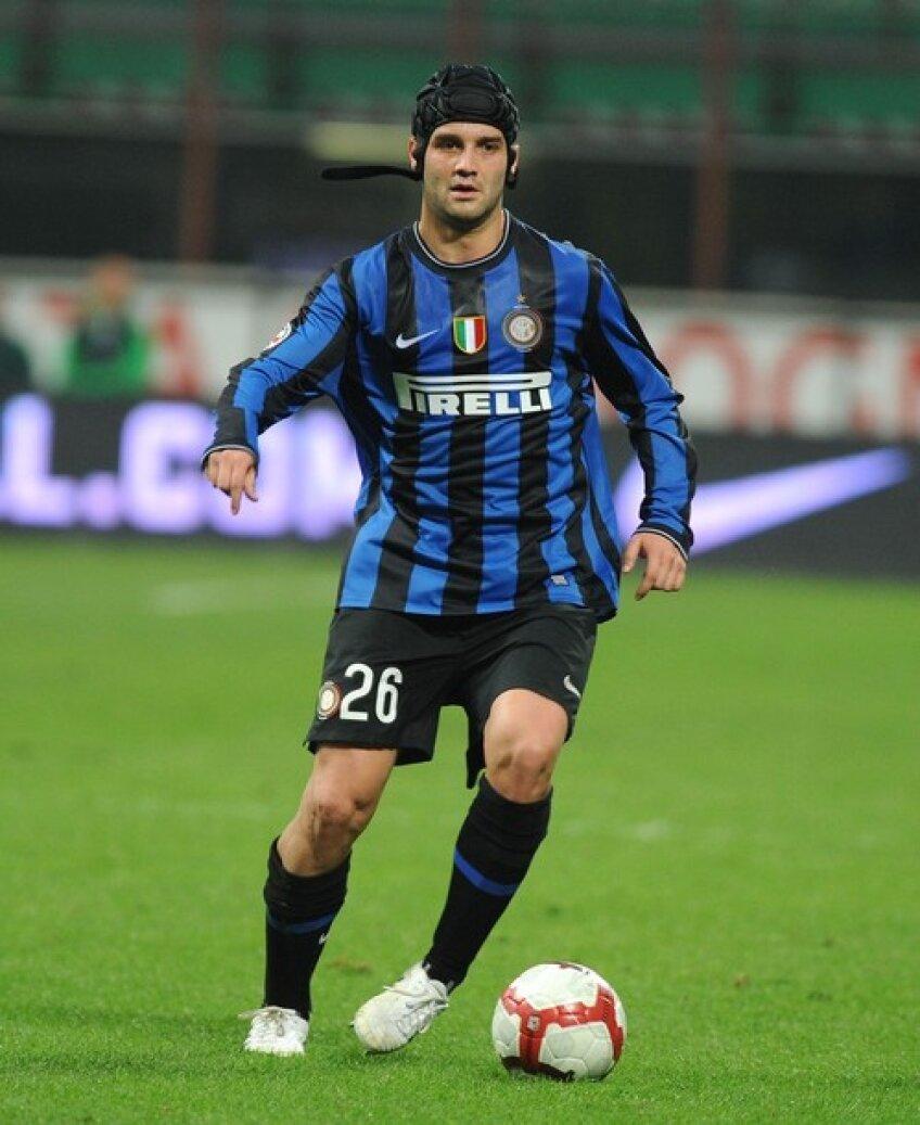 Chivu revine în lotul lui Inter pentru meciul cu Lille. Ranieri caută soluţii să iasă din pasa proastă
