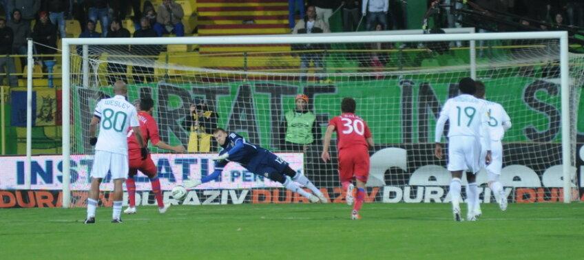 Florin Costea a executat slab penaltyul cu FC Vaslui