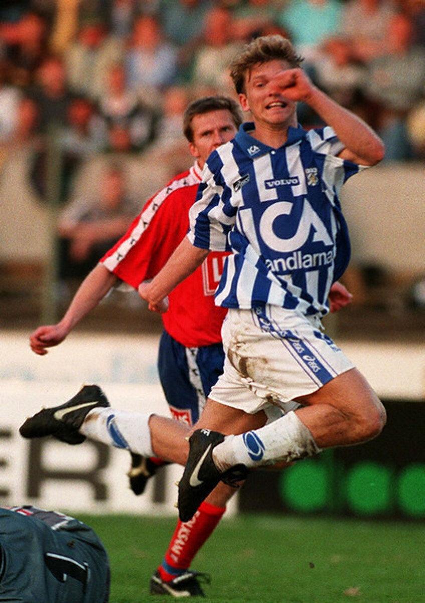 IFK Gotheborg - Man United 3-1