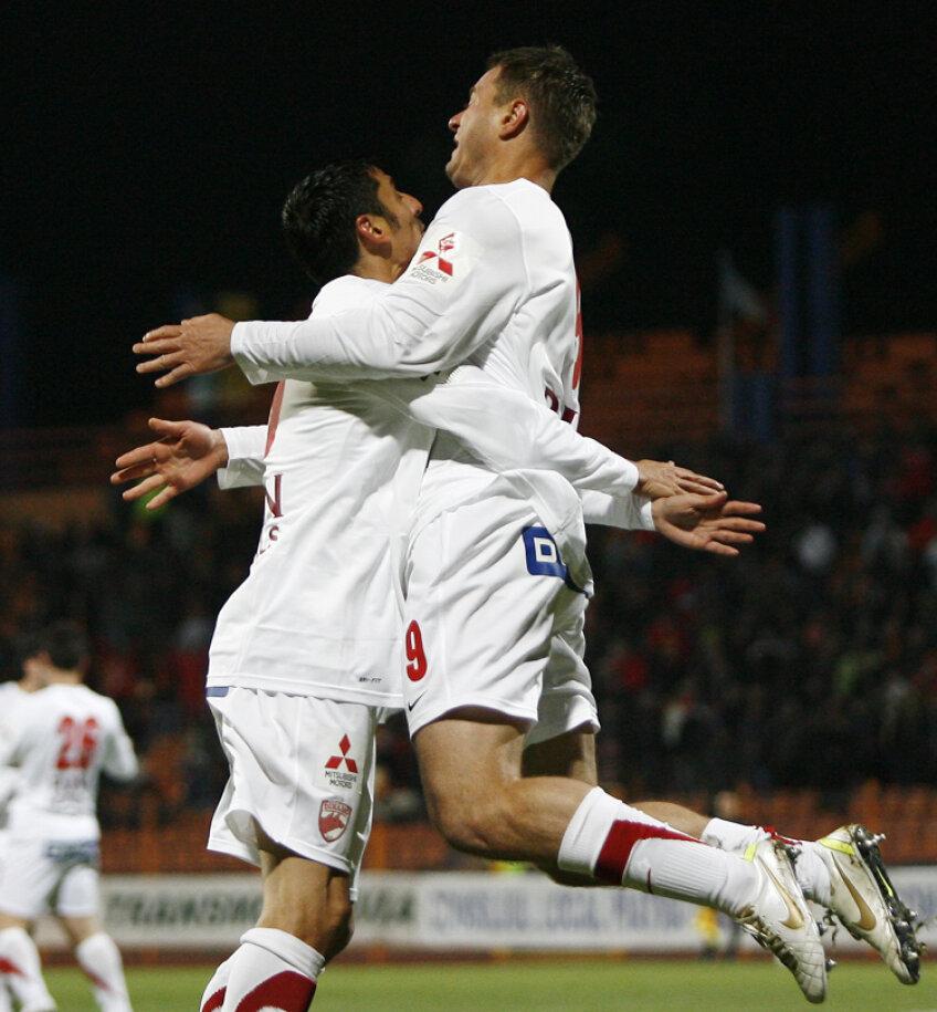 Dinamo a cîştigat cu 5-0 în ultima etapă, la Piatra Neamţ