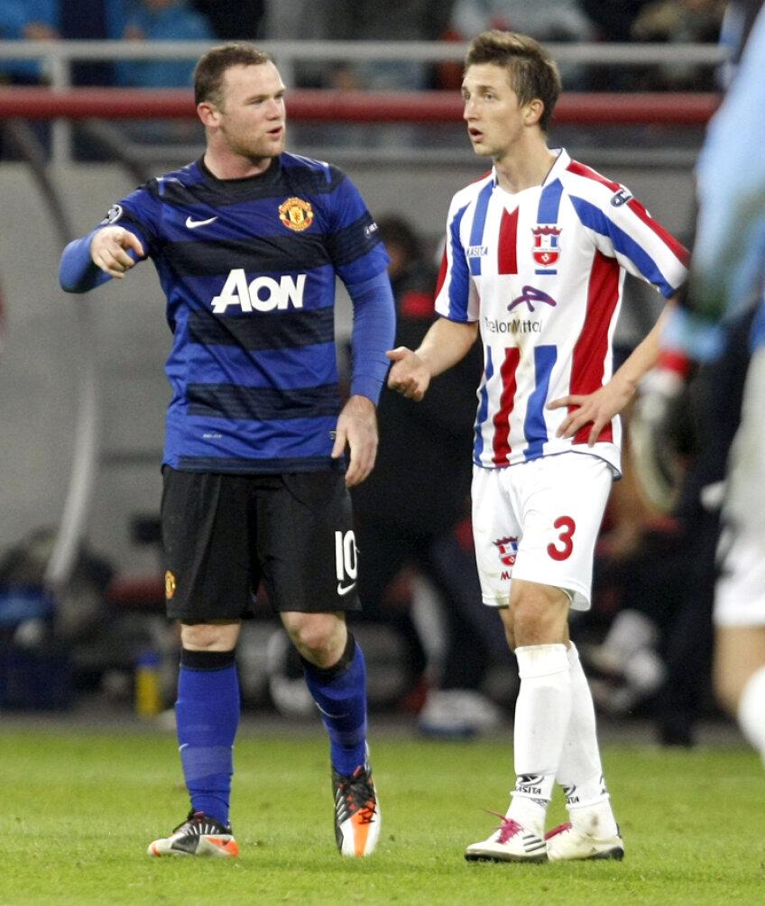 Rooney şi Rîpă în dialog