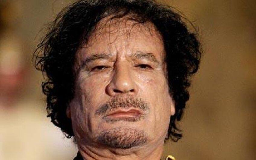 Colonelul Gaddafi