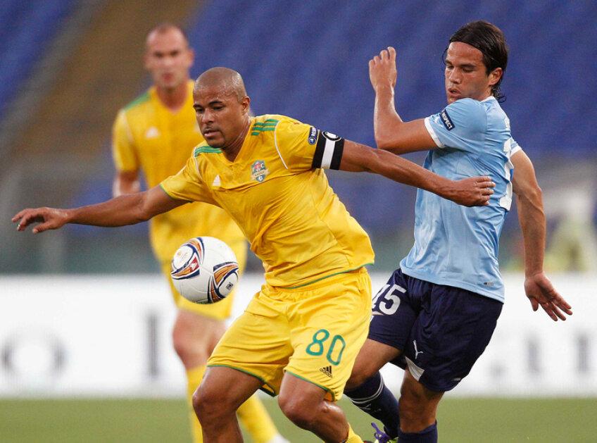 Wesley a marcat trei goluri în meciurile cu Lazio şi Zurich