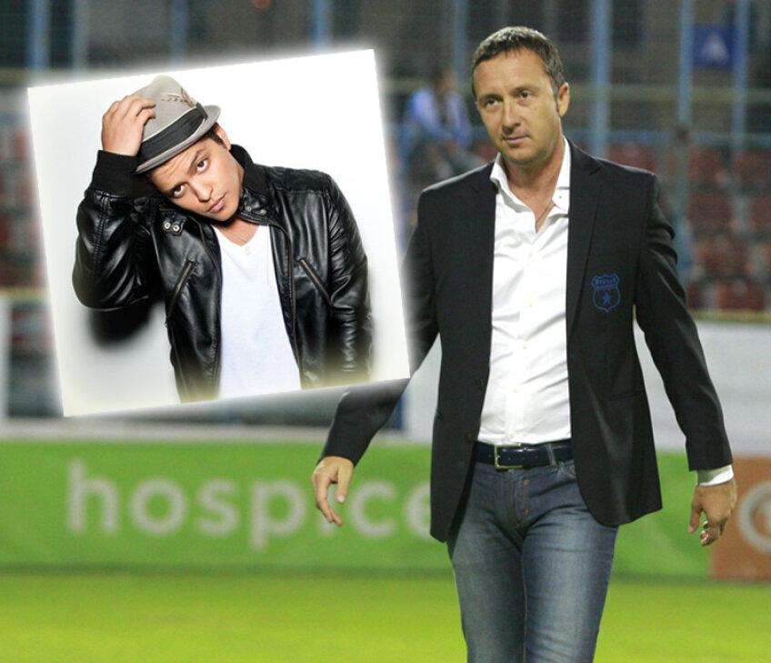 Mihai Stoica e mare fan Bruno Mars