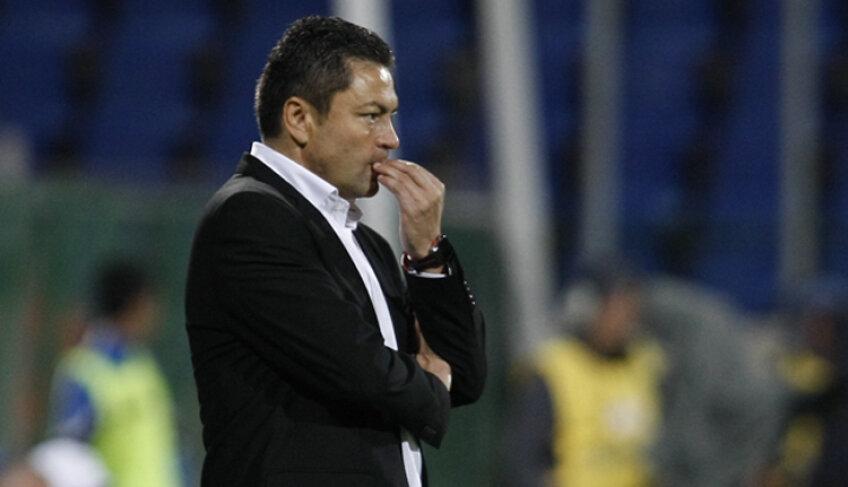 Ilie Stan îşi joacă postul la Steaua în derbyul de luni cu Rapid