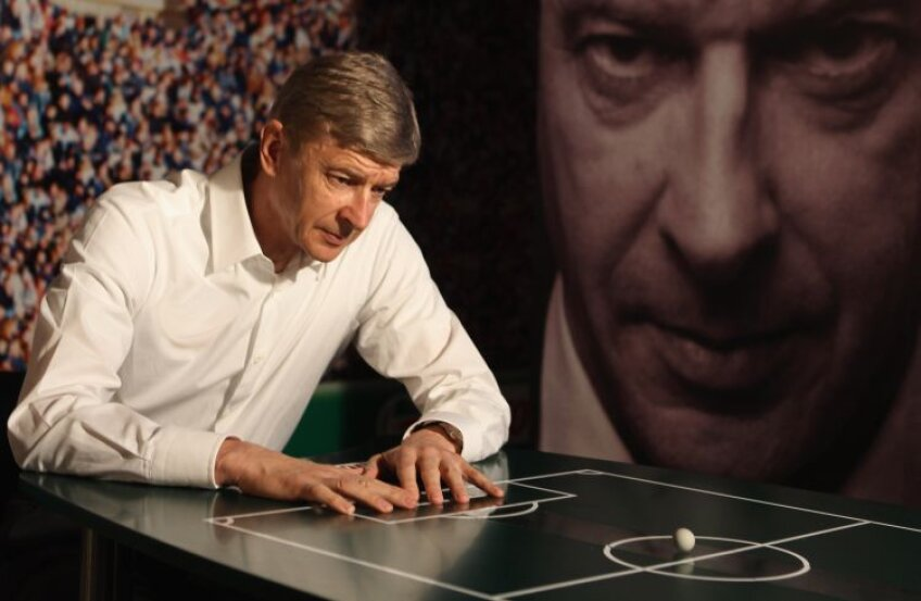 Arsene Wenger. FOTO: Getty Images