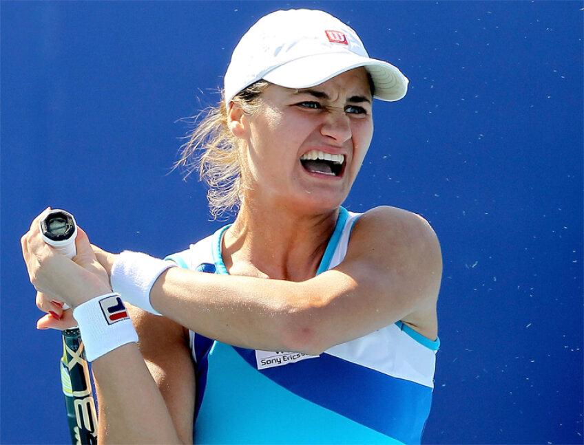 Monica Niculescu va primi pentru performanţa sa 200 de puncte WTA şi 19.000 de dolari. FOTO Gulliver Getty Images