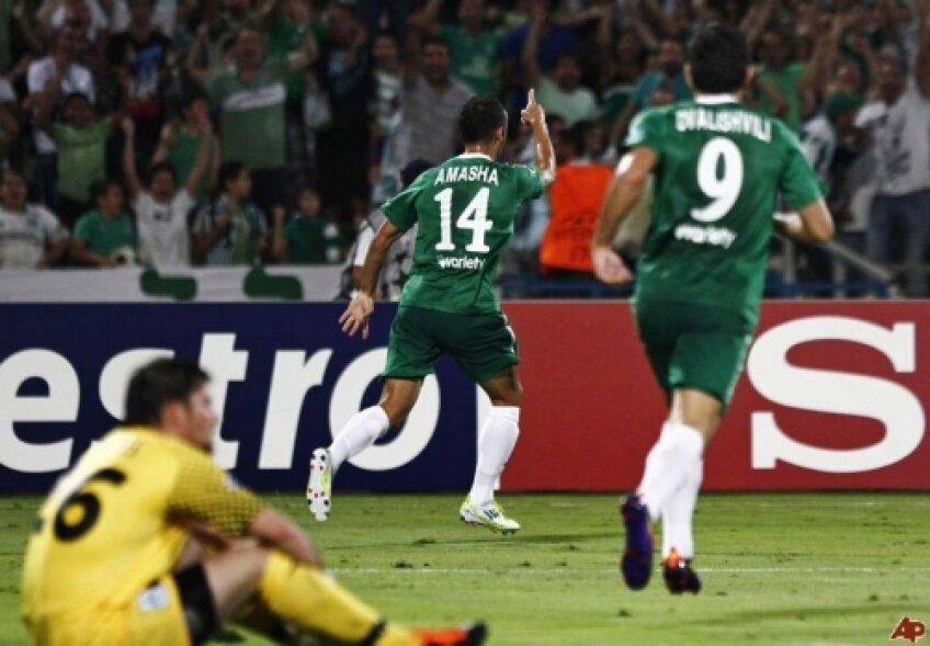 După 5-0 cu Steaua, Maccabi s-a făcut de rîs în ultima etapă de campionat