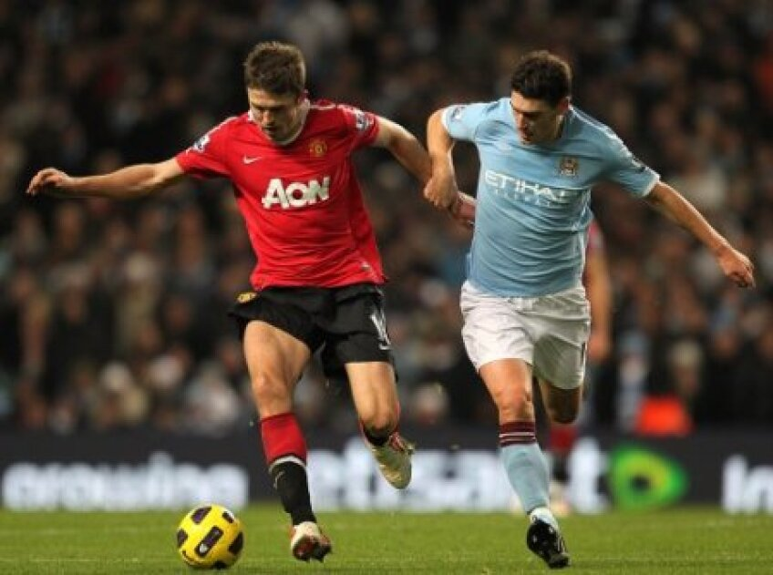Manchester United a pierdut cu 1-6 in fata rivalilor de la City