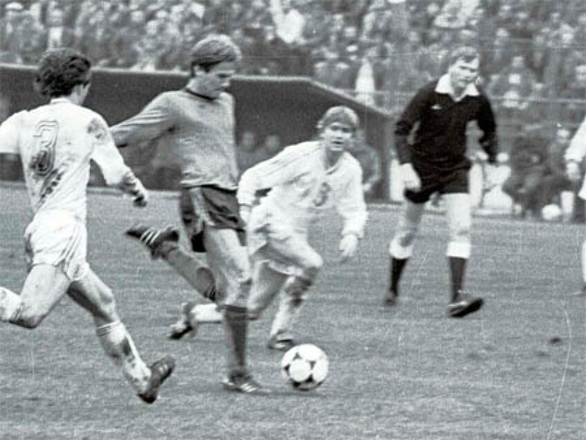 Boloni a marcat golul victoriei pentru România în partida contra Italiei din 1983