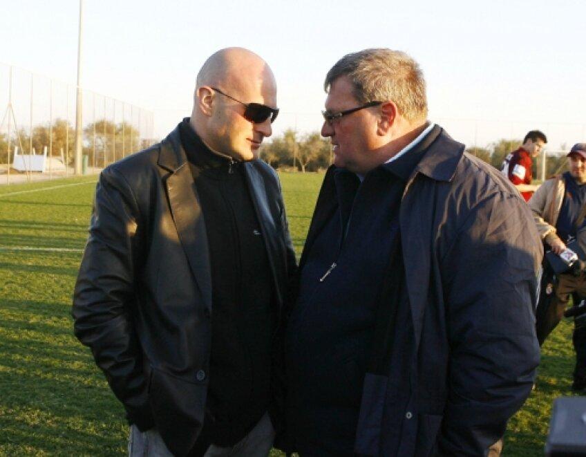 Vor aplica Paszkany şi Mureşan strategia pe care au aplicato şi în cazul lui Andone şi Cîrţu?