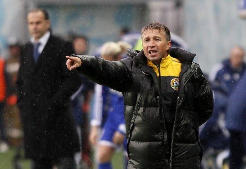 Dan Petrescu nu a înţeles de ce fanii au huiduit echipa în timpul derby-ului