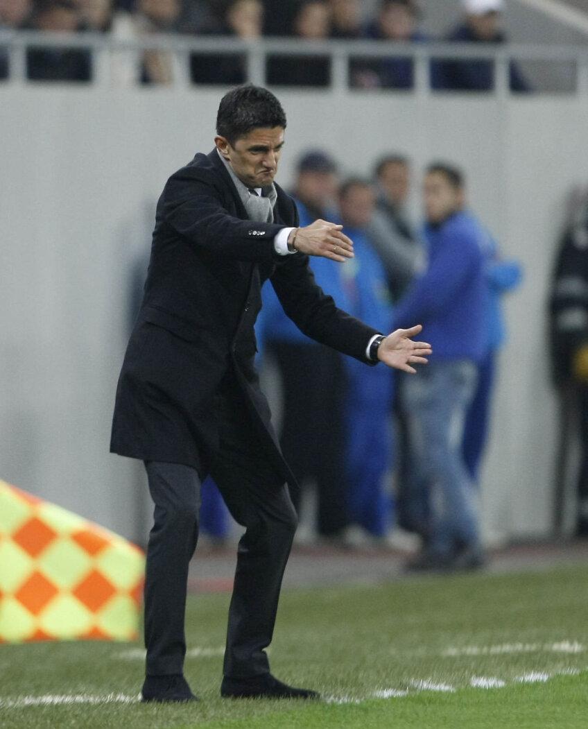 Răzvan Lucescu mulţumit de egalul cu Steaua:
