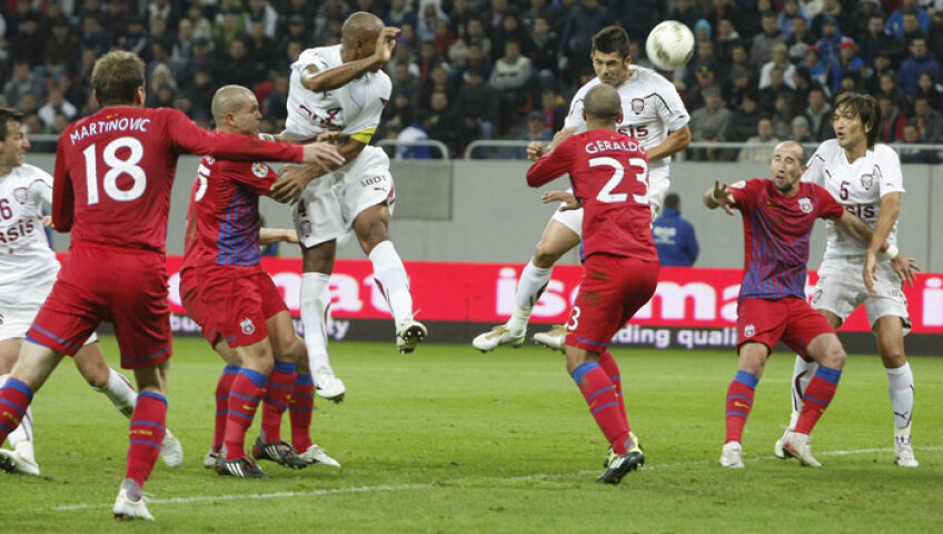 Derby-ul Steaua - Rapid, încheiat indecis, 0-0