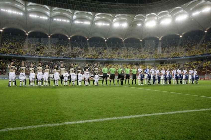 Oţelul - Benfica 0-1 (27.09.2011)