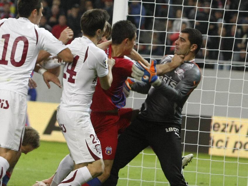 Tatăl lui Prepeliţă îşi apără băiatul după bătaia din derby: