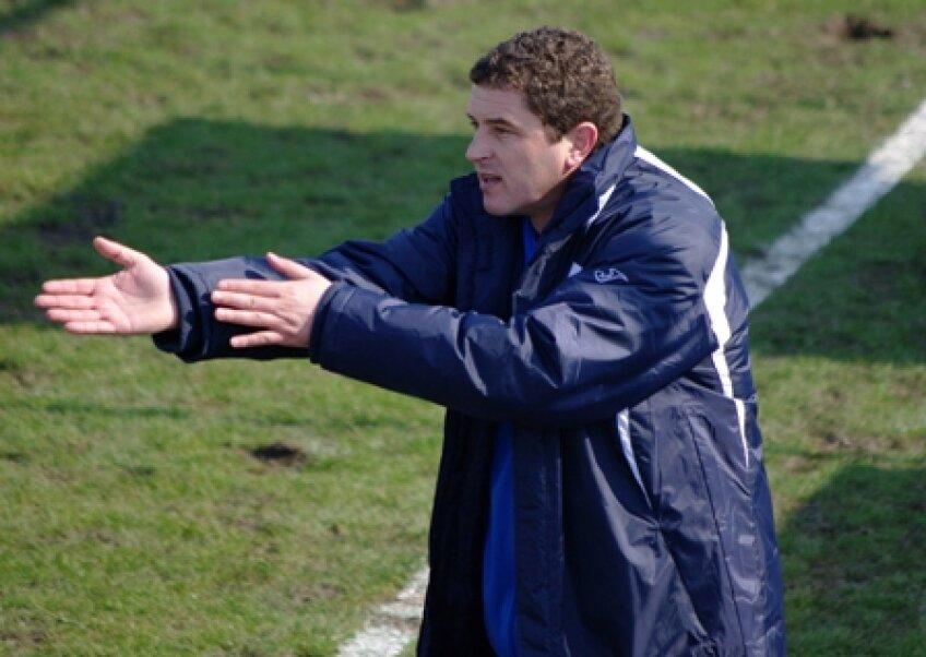 Bodea vrea sa inceapa cu rezervele meciul cu Dinamo