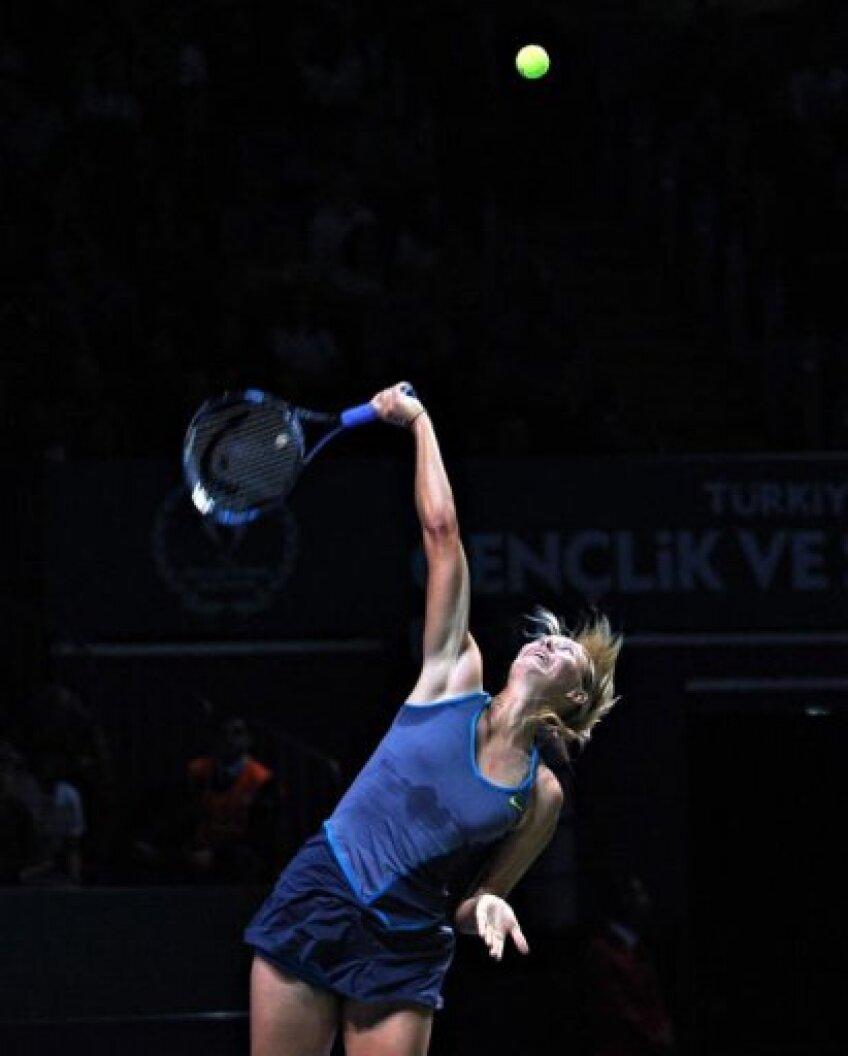 Maria Șarapova a pierdut primul meci de la Turneul Campioanelor