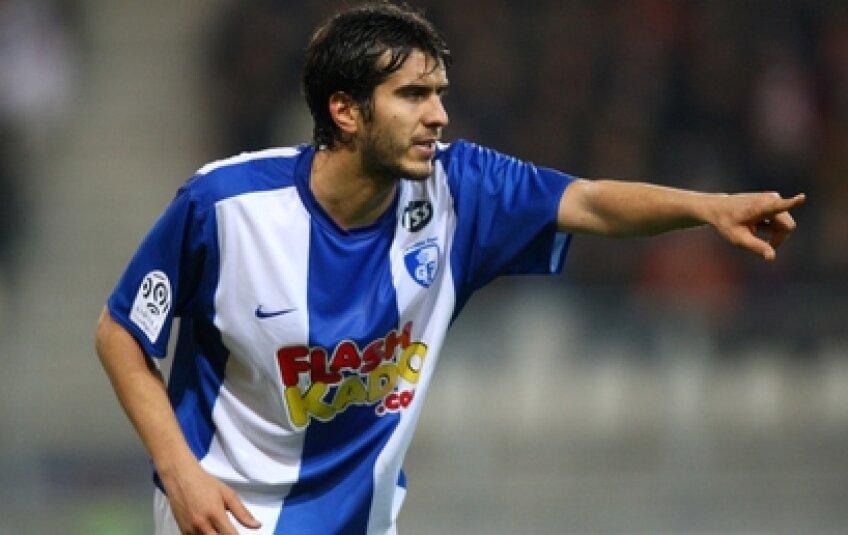 Jimmy Juan a jucat ultima oară la Grenoble Foot