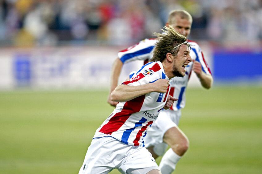 Antal a marcat primul său gol în acest sezon