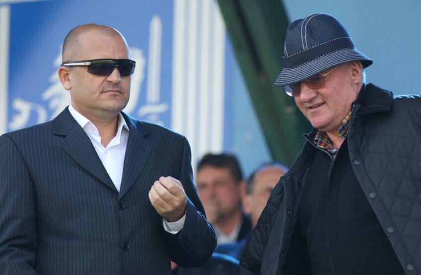 Adrian Mititelu şi Dumitru Dragomir