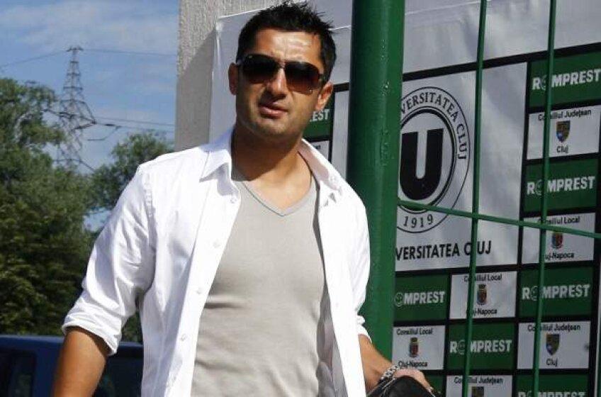 Claudiu Niculescu le dă frisoane foştilor săi colegi de la Dinamo
