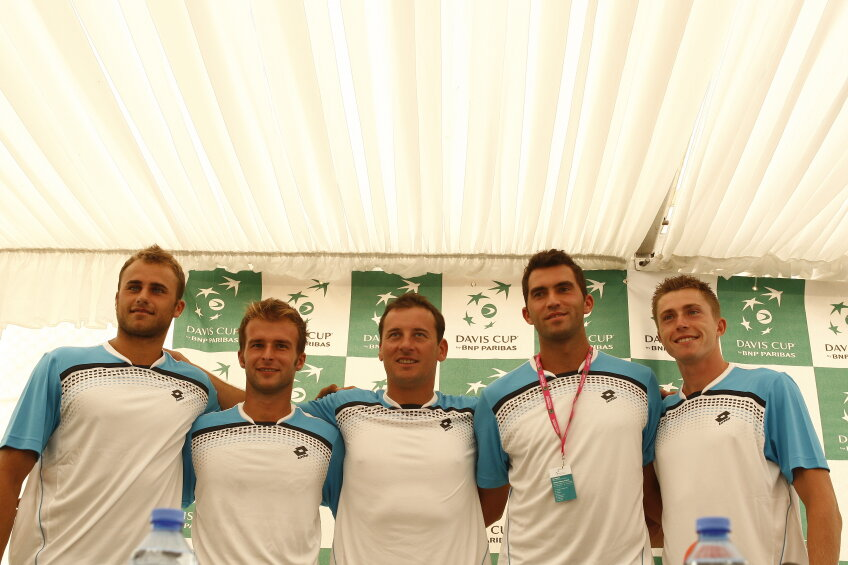 Componenţii echipei de Cupa Davis au fost chemaţi la federaţie