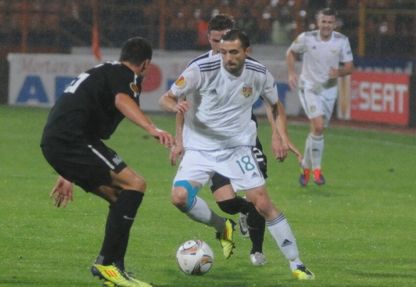 Vasluienii speră ca publicul să-i ajute să îşi ia revanşa în meciul cu Sporting de la Piatra Neamţ