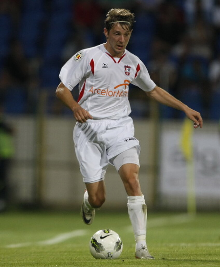 Gălăţenii au învins cu 1-0 pe Gaz Metan şi au ajuns la 18 puncte în Liga 1