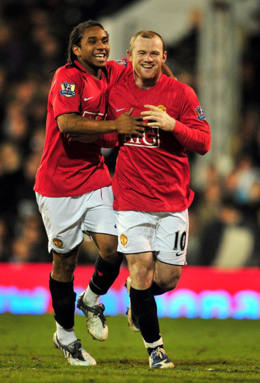 Wayne Rooney a dat