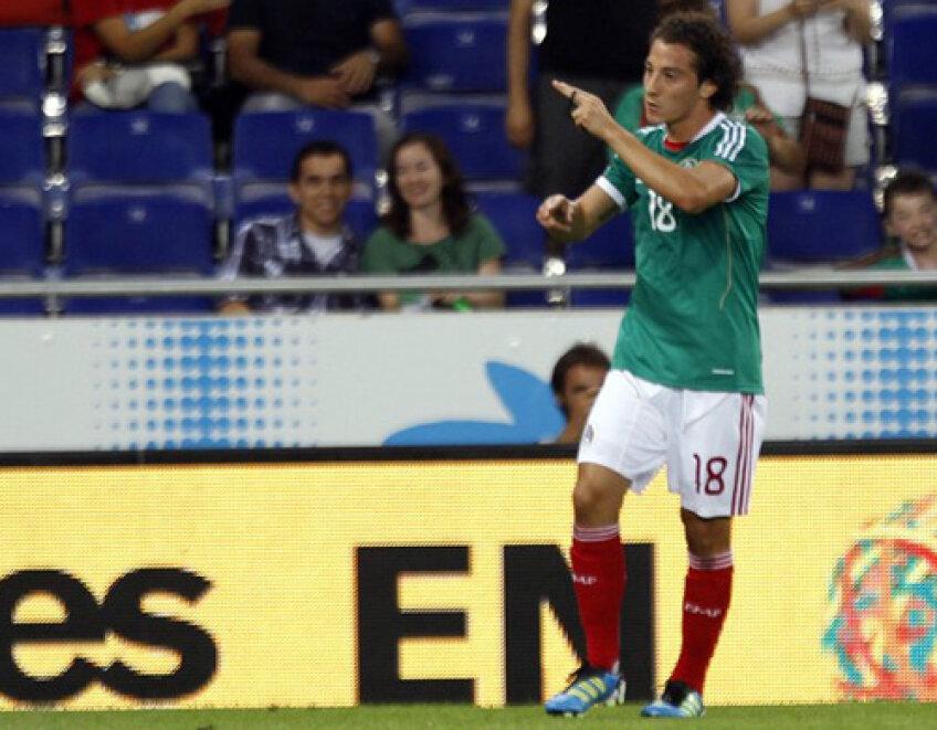 Guardado este titular atît la Deportivo, cît şi la naţionala mexicană