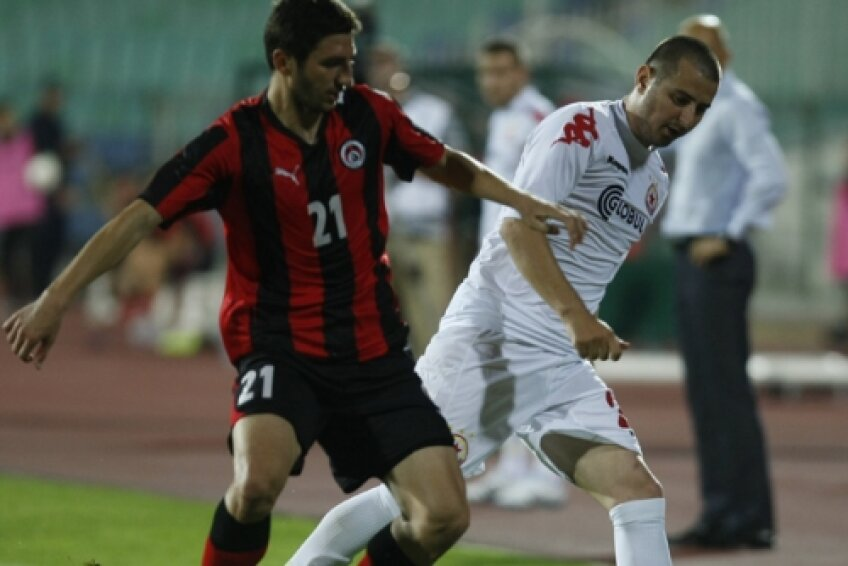 Zicu a inscris golul victoriei pentru TSKA