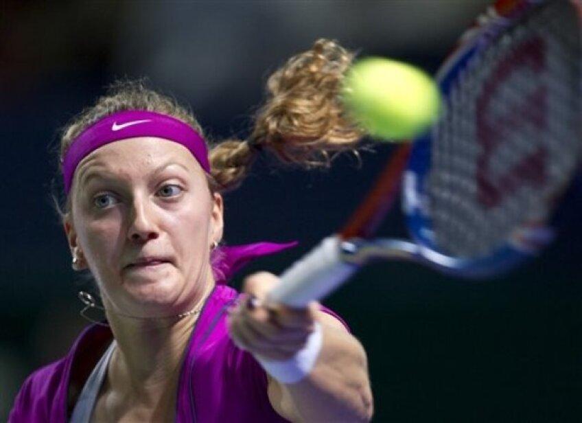 Petra Kvitova a castigat Turneul Campioanelor de la Istanbul