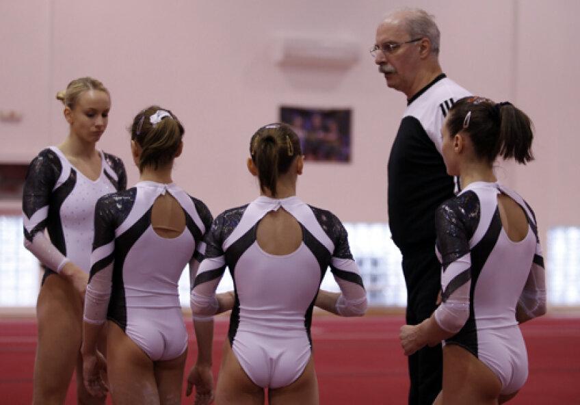 Belu şi Bitang vor însoţi lotul olimpic feminin de gimnastică în Franţa.