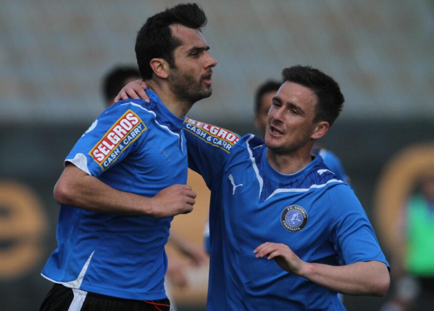 Dică a marcat unicul gol al meciului dintre Viitorul şi Dinamo II