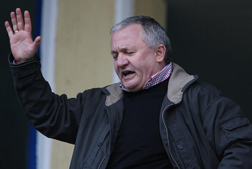 Adrian Porumboiu l-a criticat dur pe Marius Constantin după Vaslui - CFR Cluj 1-1