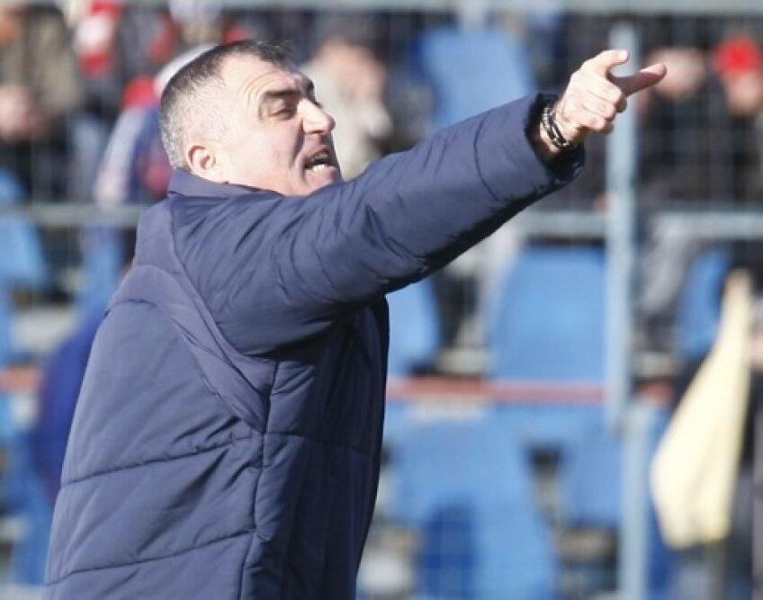 Grigoraș refuză echipa al cărei tricou l-a îmbrăcat în sezonul 1989-1990