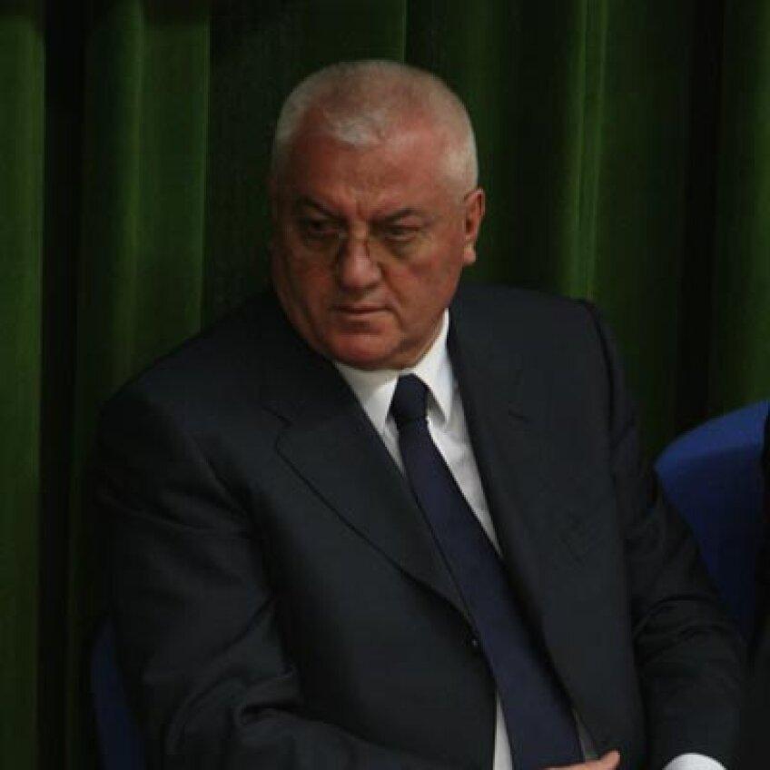 Dumitru Dragomir, preşedintele LPF