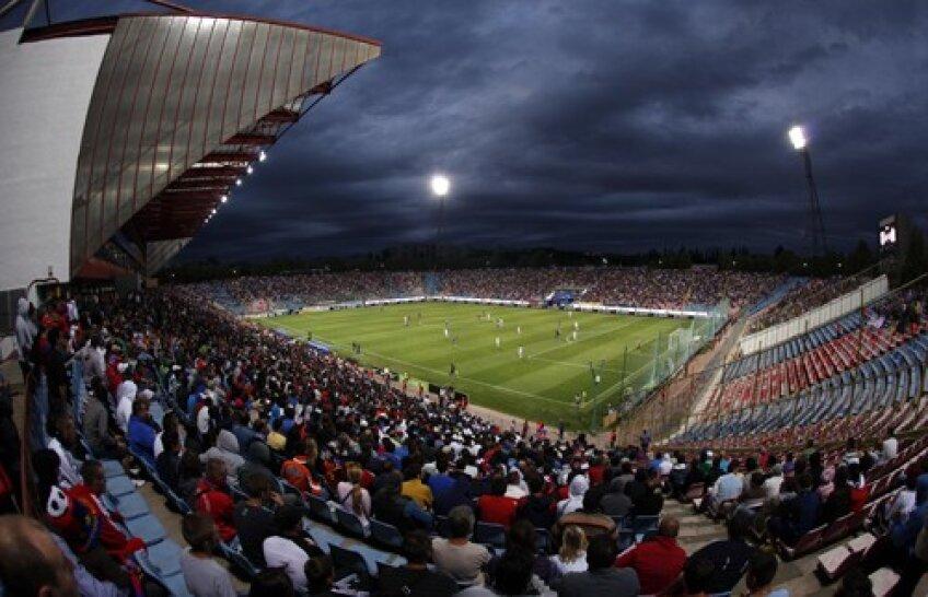Vezi cît costă să mergi la meciul Stelei, pe stadionul Ghencea