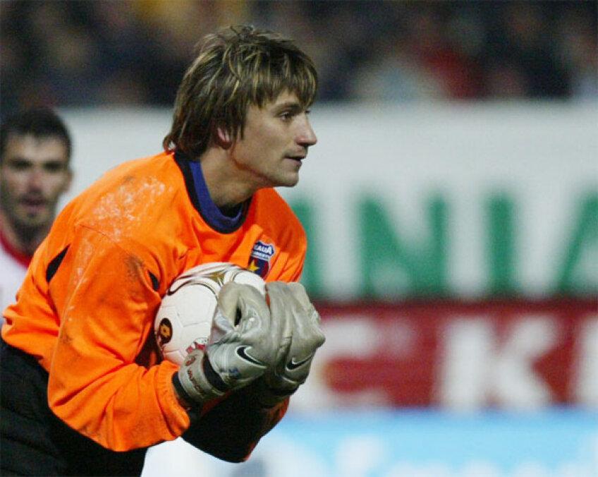 Hamutovski s-a întors în Liga 1 după 6 ani